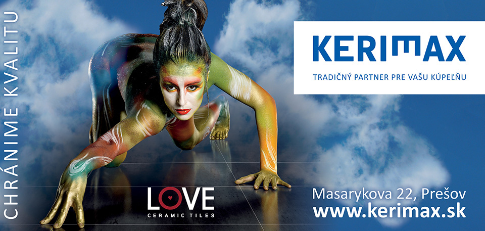 kerimax billboard woman